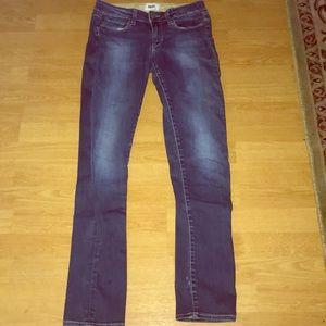Paige Denim Skinny Jeans 27